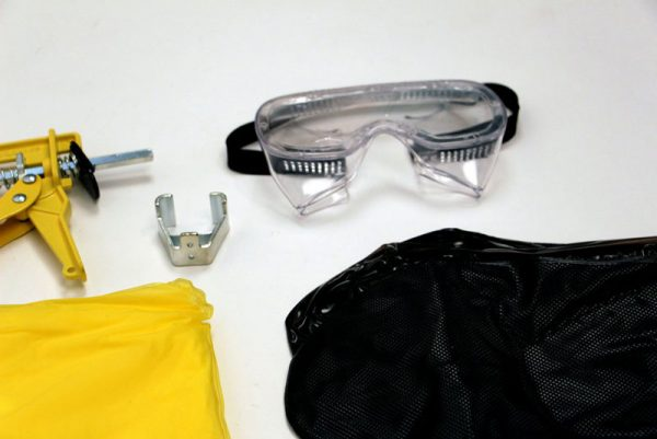 """Shutgun Water Protection Kit with 1/2"""" Sheared Head Attachment"""