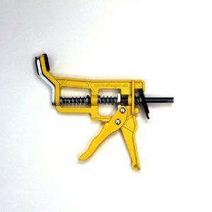 Shutgun water sprinkler shut off tool
