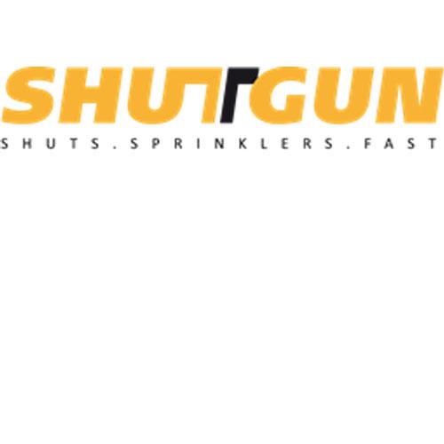 Middle East Distributor logo for the Shutgun water sprinkler shutoff tool